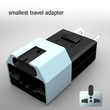 smallest travel smart wall charger for iphone