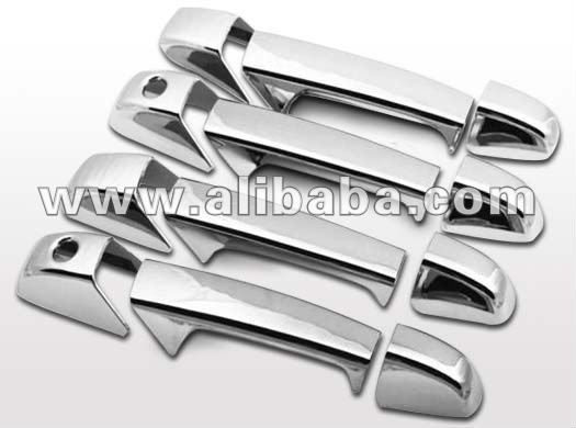 Chrome ABS Plastic Door Handle Cover Toyota RAV4,Sequoia,Sienna,Tacomma,Tercel,Tundra double cab,Tundra Extended cab,Van,Yaris