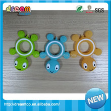 Baby Safety Owl Teether/Soft Silicone Baby Nursing Teething Toys