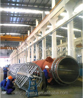 wipe film evaporator to be used to produce distilled monoglyceride from trilaurin triglyceride
