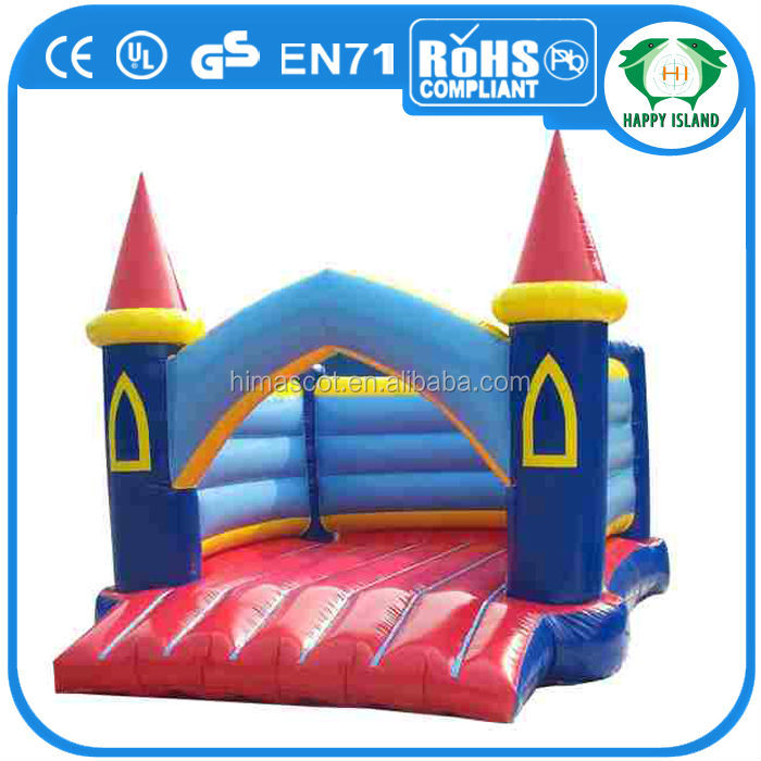 HI EN14960 Hot sales lovely fisher price inflatable bouncer