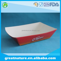 Disposable fried chicken box chips packaging box