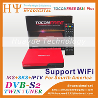 tocomfree s929 plus original azsat s1010 better than azamerica s1005,topfree z5
