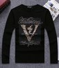 2015 latest OEM long sleeve men O-neck t shirt