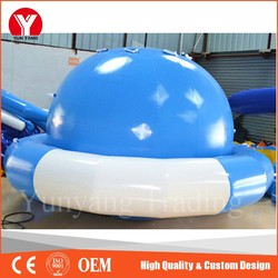 PVC inflatable water saturn/inflatable floating obstacle/saturn inflatable boats for sale