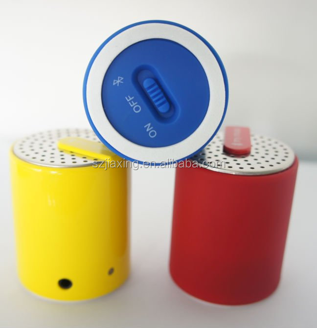 mini designfor iPod and MP3 Player Puppy Dancing Speaker case for cellphone