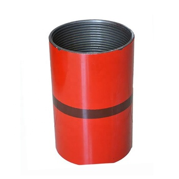 API 5CT 4 inch L80 NU flexible tubing pipe coupling for OCTG
