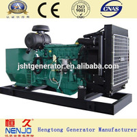 115KVA VOLVO TAD532GE series diesel generator set supplier