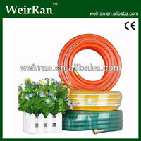 (2843) high pressure garden water pvc food grade spring hose