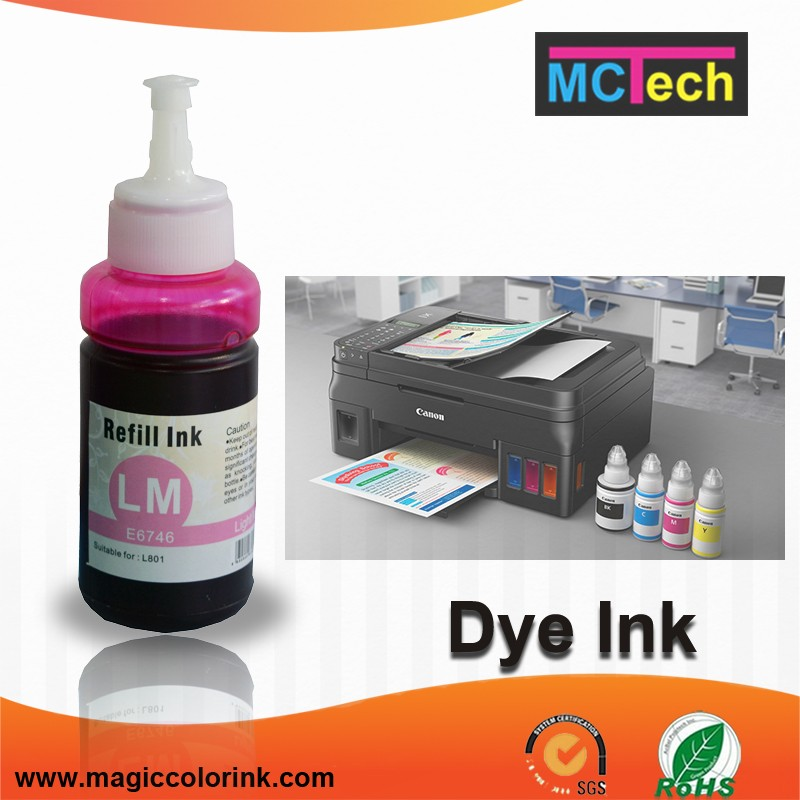 1000ml online shipping refill dye ink for canon ipf8400 ipf8410se ipf9400 ib4070 ink cartridge