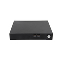 x86 mini pc customized i5 4200u dual core four thread 1.6-2.6GHz with plastic chassis metal case