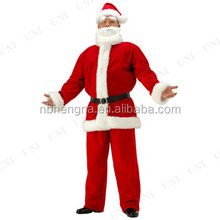 Adult Cosplay Dress Santa Clause Male Christmas costume
