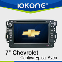 HD 7inch Touch screen Car GPS navigation for Chevrolet Captiva/Epica/Aveo 2008