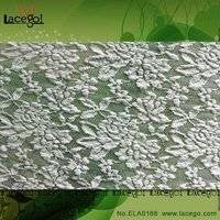 fashion new design fancy custom lace fabric