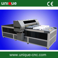Small UV led flatbed printer Large uv flatbed printing machine price Famous brand Mimaki A4 digital flatbed UV printer, all size