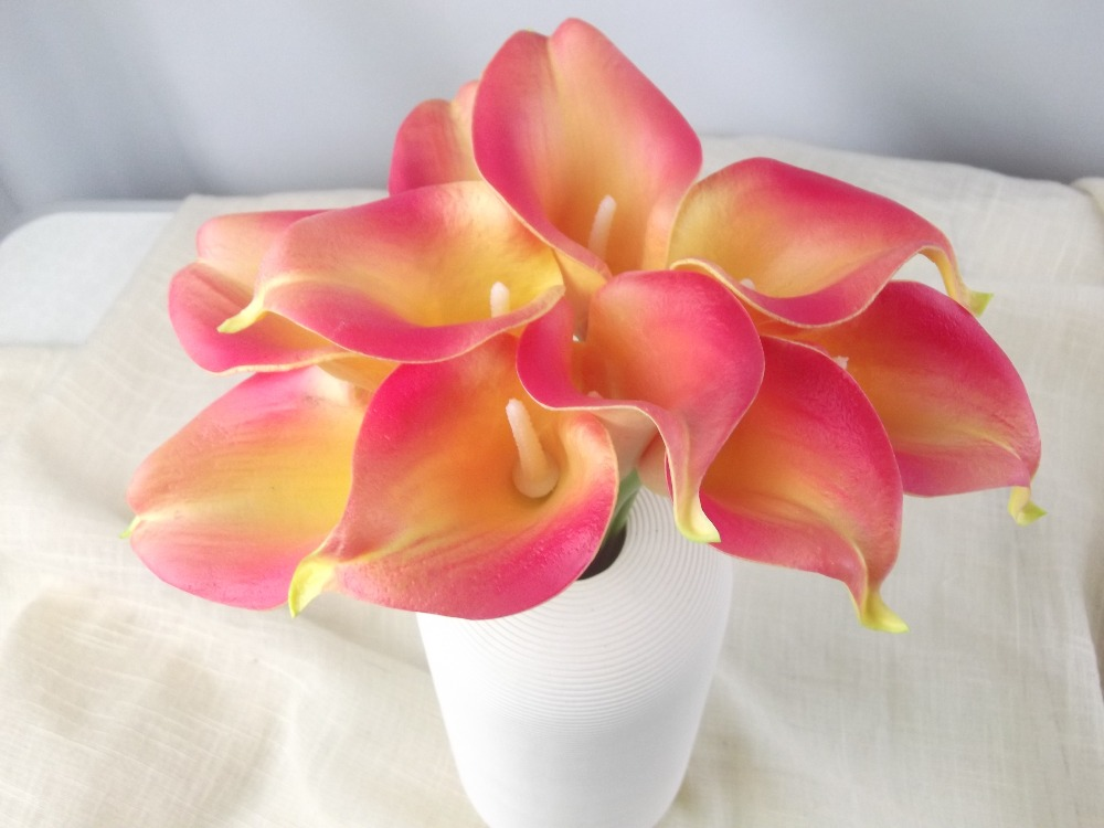 HSY calla flower for home/wedding decoration