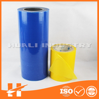 Chinese blue adhesive protective film for window glass