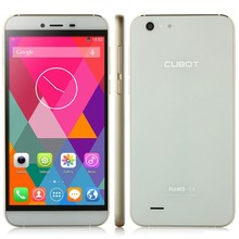 2015 new arrival Cubot X10 Smartphone 5.5 Inch HD MTK6592M Octa Core 2GB 16GB Waterproof White&Gold