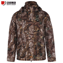 jagd woodland water repellent outdoor camouflage hunting clothing