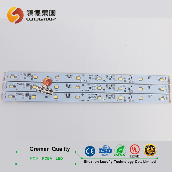 Factory design power supply circuit board led strip pcba