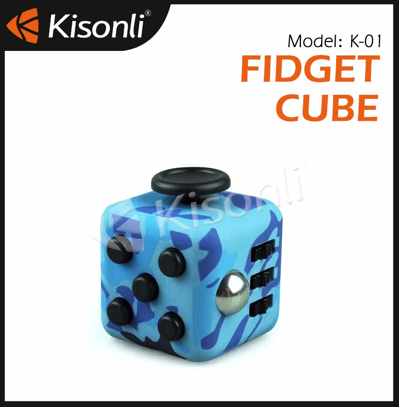 Hot sales latest Christmas gift stress cube magic toys for fidgeters relieve stress anxiety