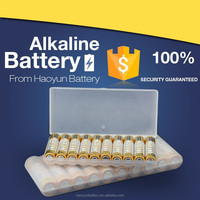 Hot Sale High Quality Alkaline Battery lr6 1.5v Dry Battery