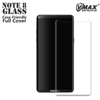 Brand Vmax Anti-glare 9H 2.5D full cover screen protector for note 8 tempered glass