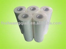 Transparent PE hand wrapping film for Package