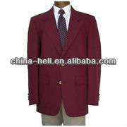 High school uniform blazer