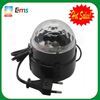 New promotion led disco light manufacturer RGB led mini magic ball stage light party light China supplier