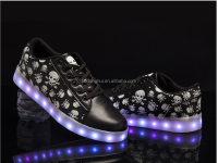 light ayakkabi led made shoes women