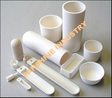 Boron Nitride / PBN Ceramic Crucible For Vacuum Melting