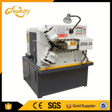 AUTOMATIC DOUBLE WHEEL USED THREAD ROLLING MACHINE auto feeding type