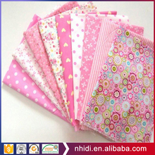 Alibaba supplier woven fabric mills printed rose fabric cotton poplin