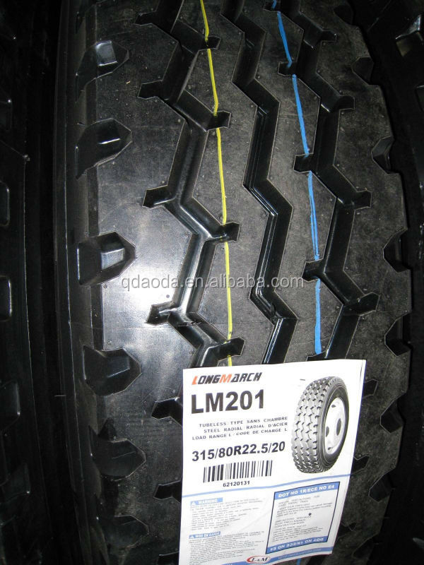 FOR SALE Long march tyre 11R22.5
