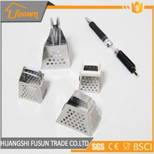 3 Inch Stainless Steel 4 Sides Mini Kitchen Food Box Cheese Grater