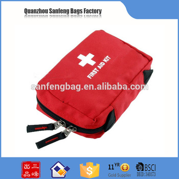 Trustworthy china supplier aid kit and small first aid kit