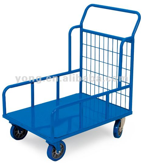 stair climbing hand trolley