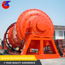 Thriving coal grinding ball mill