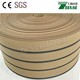 Soft decking pvc teak decking floor Wood grain, sanding