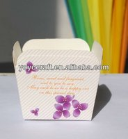 5*5*5cm square paper baking cups with fast shipping in various color cupcake square paper baking cups