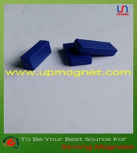 Waterproof strong neodymium magnets with plastic coating