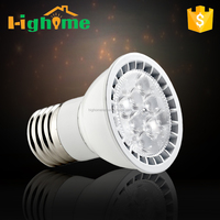 LED MR16 GU10 E27 base bulb low power consumption