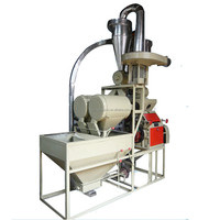 mini grinding machine electric industrial corn mill machine maize flour milling machines for sale