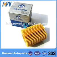 Auto oil filter mitsubishi, oil filter supplier