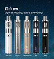 Green Sound 900mAh Low Resistance 1.0ohm Lss G3 Mini Vapor Kit Best E Cigarette Starter Kits