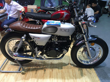 EEC 4 retro classic motorcycle GS125 engine