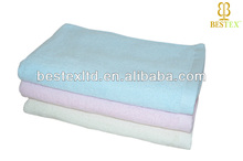 Cute Commercial cotton Terry Dying Multi-color Girls 100% Cotton Bath Towel