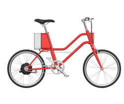 "20"" ALLOY FRAME electric bike,high quality bicycle electric from china"