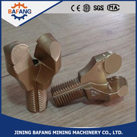 Diamond twist drill bit / coal mine drill bit / PDC anchor shnk drill bit